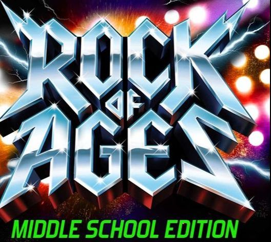 Image result for rock of ages middle school edition